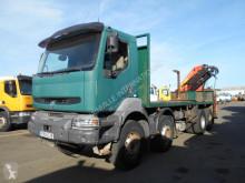 vrachtwagen platte bak standaard Renault