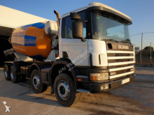 camion Scania CAMION HORMIGONERA SCANIA 420 8X4 2003 10M3