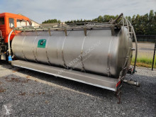 camion DAF O.P.R.A. INOX 14200L TANK