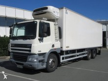 DAF meat transport refrigerated truck
