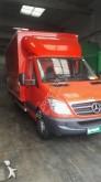 Camión furgón caja polyfond Mercedes Sprinter 516 CDI