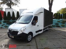 camión Opel MOVANO