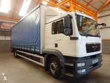 MAN TGM 18.250, 4 X 2 CURTAINSIDER - 2011 - DE61 PPU truck