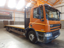 DAF CF75 EURO 5 26 TONNE BEAVERTAIL -2011- AE60 FET truck
