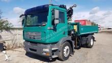 Camión caja abierta MAN TGM 18.330
