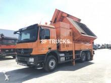 camion aspirapolvere usato
