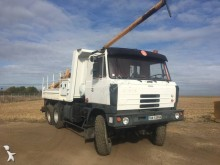 Tatra drilling vehicle truck