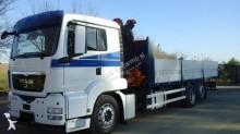 Camión caja abierta MAN TGS 26.440