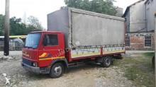 camión lona corredera (tautliner) Fiat