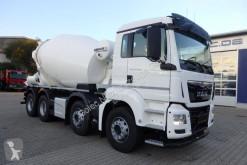 camion MAN TGS 32.420 8x4 Euro 6 Betonmischer Liebherr 9 m3