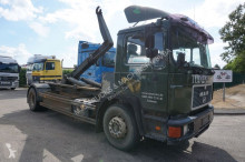 MAN MS 18 FL - 6 CYLINDERS - ABROLLKIPPER / CONTAINERHAAKSYSTEEM