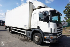 Scania 94D-220 CARRIER FRIGO - MANUAL GEARBOX - LAMBERET KOFFER - SLEEPIN truck
