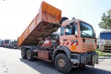 vrachtwagen Renault G300 BENNE FRANCAIS - 10 ROUES - SUSP LAMES - GRAND PONTS