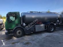 camion Renault 370 MET TANK ROESTVRIJ STAAL 11000 L-BLAD-HANDBAK