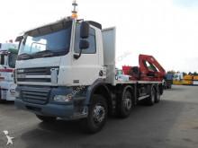vrachtwagen platte bak standaard DAF