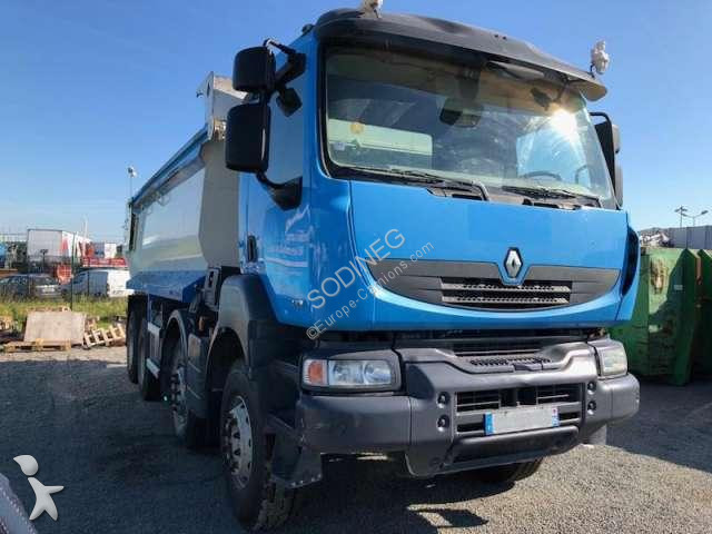Renault 430 DXI truck
