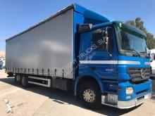 Camión lona corredera (tautliner) Mercedes Actros 2532 L