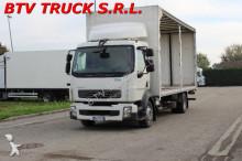 Volvo FL FL 240 MOTRICE 2 ASSI CASSONE CENTINATO FISSO truck