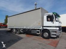 camion Mercedes 2531 ADR CASSONE FISSO CON SPONDA MONTACARICHI RETRATTILE