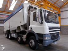 DAF CF85 8 X 4 ALUMINIUM BULK TIPPER/BLOWER - 2008 - MX58 DFD truck