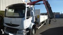 Renault dropside truck