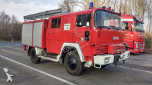 Magirus-Deutz box truck