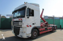 camion DAF XF 105.460 6x2 BL-GERGEN - GETRIEBESCHADEN