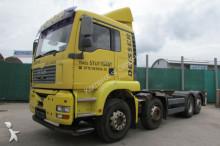 MAN TGA 35.480 8x2 BL - LENKACHSE - LIFTACHSE Nr.553 truck
