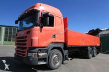 Scania R 440 6x2 - KRAN FALTBAR ATLAS 165.2 Nr.: 757 LKW
