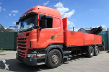camión Scania R 440 6x2 - KRAN FALTBAR ATLAS 165.2 Nr.: 479