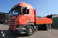 Scania R 440 6x2 - KRAN FALTBAR ATLAS 165.2 Nr.: 301 LKW