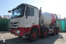 Mercedes concrete mixer truck