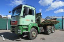 camion MAN TGS 26.400 6x4 BB - BORDMATIK Nr.: 719