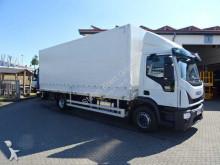 Iveco Eurocargo ML140E25 Pritsche/Plane + LBW Euro 6 truck