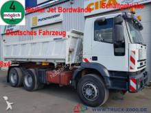 camion Iveco 440 E 26 6x4 Meiller 3 Seiten Retarder Schalter