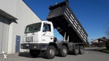 Astra three-way side tipper truck