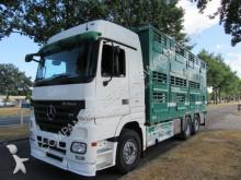 Mercedes cattle truck