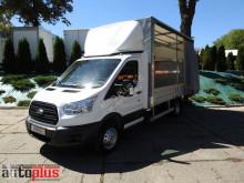 Ford TRANSITPLANDEKA FIRANA WINDA KLIMATYZACJA 8 PALET MAŁY PRZEBIEG truck