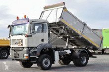 MAN TGA 18.400 / 4X4 / 3 SIDED TIPPER / MEILLER / truck