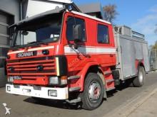 ciężarówka Scania P 93P280