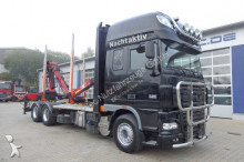 DAF timber truck