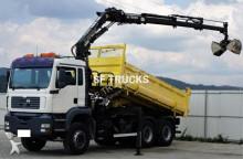 camion bi-benne MAN