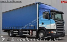 Scania tautliner truck