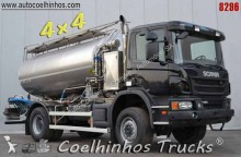 camion citerne alimentaire Scania