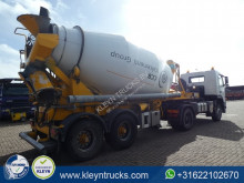 kamion MOL LT AUTOMIX AM 10 mixer trailer