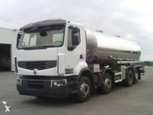 ciężarówka cysterna używana