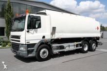 ciężarówka cysterna do paliw DAF