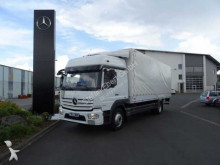 Mercedes Atego 1530 L 4x2 Pritsche/Plane + LBW Euro 6 truck