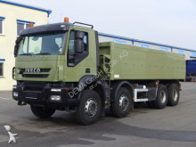 camion Iveco Trakker 360*Euro 5*8x4*19m³*Hydraulik*