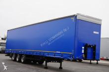 ciężarówka firanka Kögel